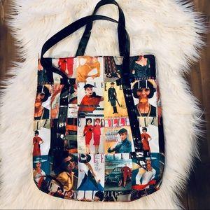 Elle Magazine Tote/Book Bag